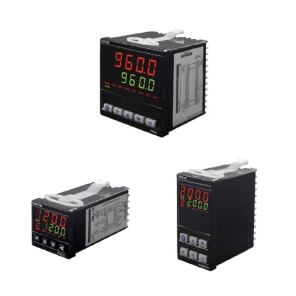 Controladores de temperatura -  Instrumentos Medição
