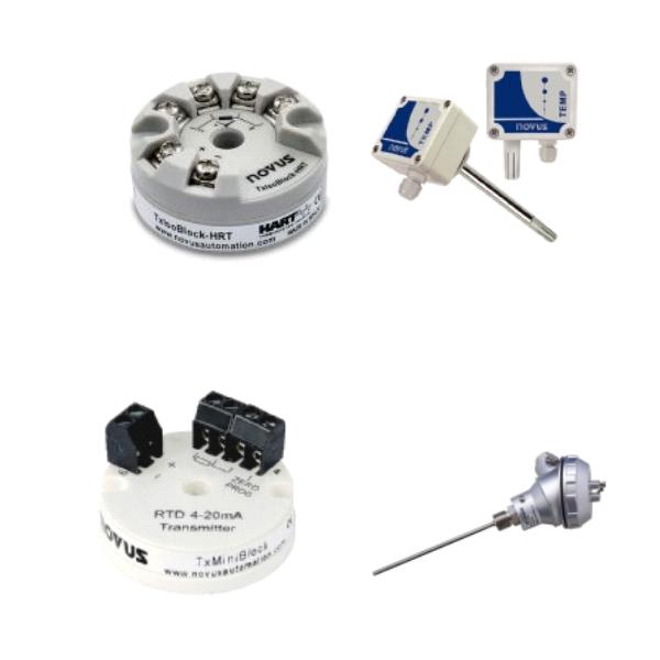 Sensores e Transmissores - Calibração Industrial